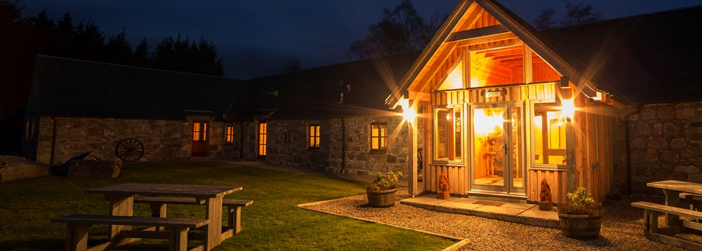 Ballintean Mountain Lodge image